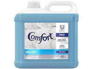 Amaciante Confort 10L | R$ 40