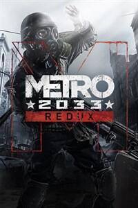 Jogo Metro 2033 Redux - Xbox One | R$ 9