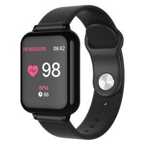 Relógio Smartwatch B57 Hero Band 3 - Preto   R$ 126