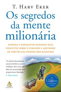 Livro Os segredos da mente milionária (Português) Capa comum | R$ 28