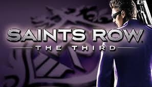 Saints row the third (steam)