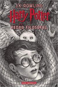 HARRY POTTER E A PEDRA FILOSOFAL (CAPA DURA)