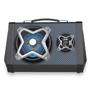 [AME R$ 167] Caixa De Som Multiuso Multilaser 120w - SP314 R$ 212