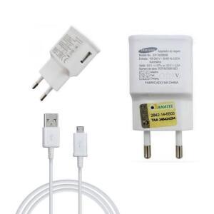 Carregador de Celular Samsung Galaxy + Cabo USB | R$1