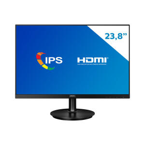 Monitor Philips 23.5 Pol. LCD Full HD 242V8A | R$749