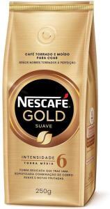 [Prime] Café Torrado e Moído Nescafé Gold Suave 250g R$ 10