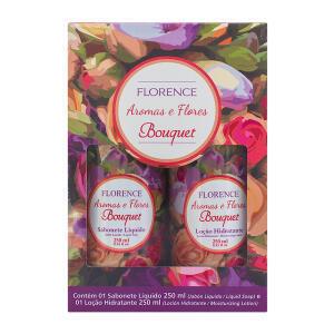 Kit Florence Aromas e Flores Bouquet - R$22