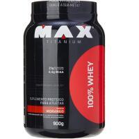 [Prime] 100% Whey (900G), Max Titanium | R$ 49