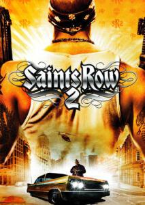 [GOLD] Jogo Saints Row 2 - XBOX
