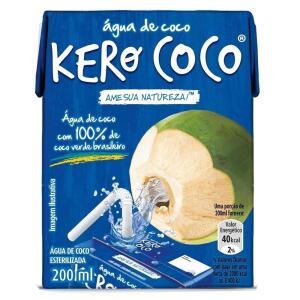 [PRIME] Água de Coco Kero Coco 200ml | R$1