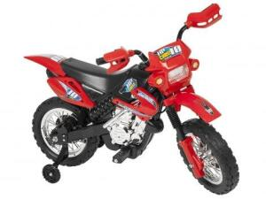 Moto Elétrica Infantil Cross - Homeplay R$ 512
