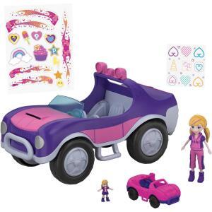 Polly Pocket! Veículo Secreto de Polly Mattel R$ 90