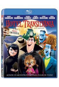 Hotel Transilvânia - Blu-ray R$ 6,90