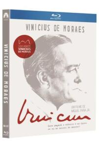 Vinícius de Moraes - Blu-ray R$ 6,90