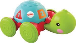 Empurra Tartaruga, Fisher Price, Mattel R$ 42