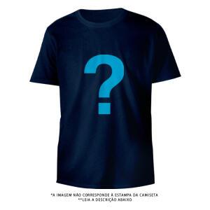 Camiseta Surpresa NERDSTORE - TAMANHO PP