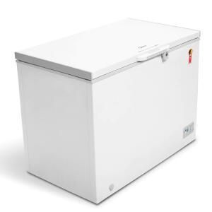 Freezer Horizontal Branco Midea 295L 127V | R$1.613