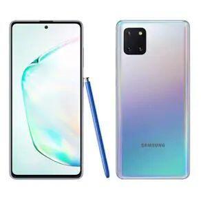 Smartphone Samsung Galaxy Note 10 Lite Prata 128GB | R$2.249
