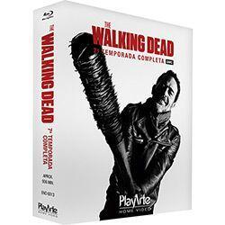 Blu-Ray - The Walking Dead - 7ª Temporada Completa (4 Discos)   R$ 20