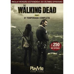 DVD The Walking Dead 6ª Temporada | R$ 20