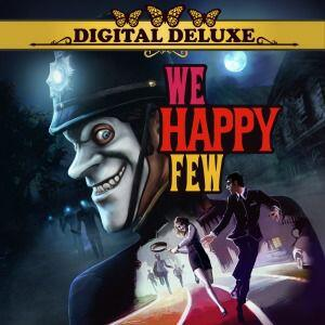 Jogo: We Happy Few - Digital Deluxe Edition | R$83