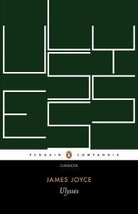 Livro Ulysses - James Joyce