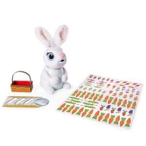 Figura Eletrônica - Zoomer - Hungry Bunnies - Shreddy - Sunny R$ 80