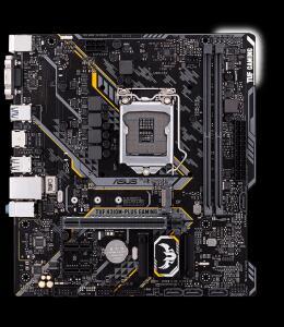 PLACA MAE ASUS TUF H310M-PLUS GAMING/BR DDR4 SOCKET LGA1151 CHIPSET | R$520