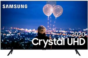 "[R$200 AME] Samsung Smart TV 50"" Crystal UHD 50TU8000 4K, Wi-fi, Borda Infinita, Alexa built in | R$2699"