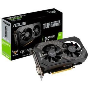 Placa de Vídeo Asus TUF Gaming NVIDIA GeForce GTX 1650 | R$1.186