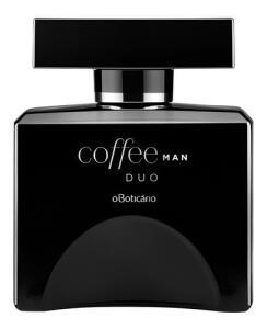 Coffee Desodorante Colônia Duo Man 100ml   R$61