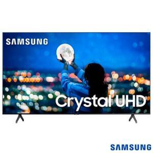 "Smart TV Samsung 58"" Crystal UHD 4K 2020 58TU7000 | R$3.279"