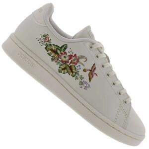 [APP] Tênis Adidas Advantage Floral | R$100