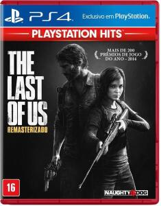 The Last Of Us Remasterizado - Edição Playstation Hits - PS4