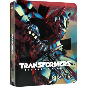 [STEELBOOK] Blu-Ray 2D - Transformers: O Último Cavaleiro