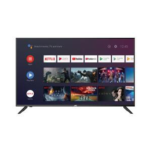 "Smart TV LED 43"" JVC LT-43MB508 ULTRA HD 4K Android Google Assistance Dolby Digital Stereo Plus 4 HDMI 3 USB"