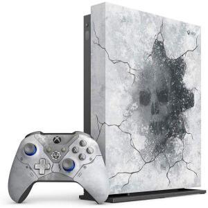 Console Xbox One X 1TB - Edição limitada Gears 5 | R$3.240