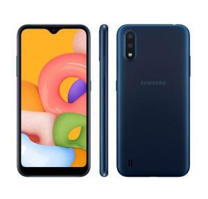 [APP] Smartphone Samsung Galaxy A01 32GB - 2GB RAM | R$720