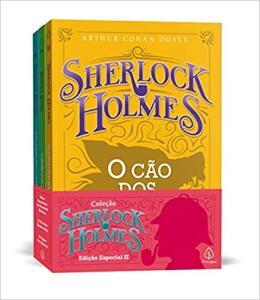 Sherlock Holmes Ii (Português) Capa comum – Conjunto de caixa