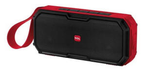 Caixa de Som Speaker TCL 30W A Prova D'água | R$ 290