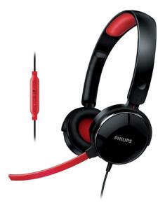 [CARTÃO VISA E APP] Fone Headset Shg7210 Philips Gamer | R$ 40