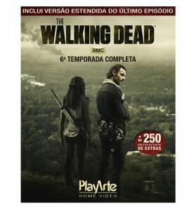 Blu-ray The Walking Dead - 6ª Temporada