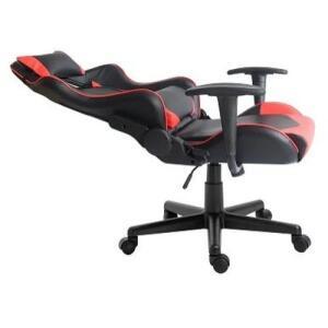 Cadeira Gamer Pro - Preta/Vermelha Facthus | R$715