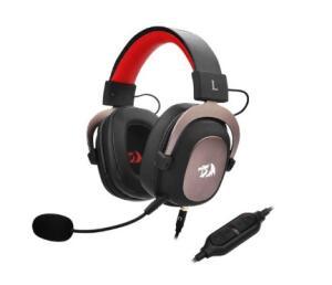 Headset Redragon Zeus 2, USB, Surround 7.1, H510-1 | R$299