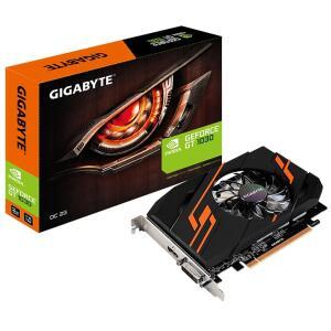 Placa de Vídeo VGA NVIDIA GIGABYTE GEFORCE GT 1030 2GB | R$570