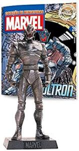 Action Figure/Miniatura de Chumbo - Marvel Figurines Eaglemoss. Ultron
