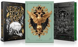 Combo 3 livros da Darkside com 30% OFF e frete grátis
