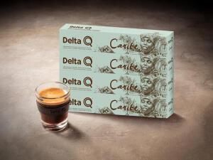 4 Caixas de Capsulas Delta Q Caribe