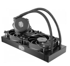 Water Cooler Cooler Master MasterLiquid Lite 240mm, Intel-AMD   R$ 383