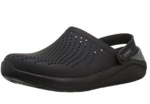 Sandália, Crocs, Literide   R$ 150